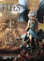 Couverture Le Goût de la mort - Elfes, tome 23