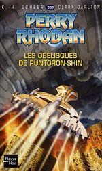 Couverture Les obélisques de Puntoron-Shin (Perry Rhodan, tome 227)