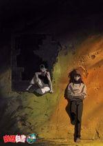 Affiche Yu Yu Hakusho Special