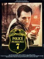 Affiche Police puissance 7