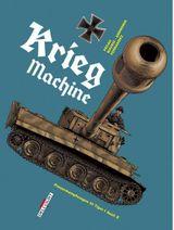 Couverture Krieg Machine