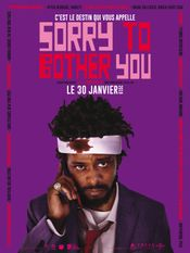 Affiche Sorry to Bother You