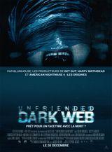 Affiche Unfriended : Dark Web