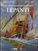 Couverture Lépante - Les Grandes Batailles navales, tome 5