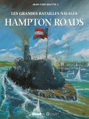 Couverture Hampton Roads - Les Grandes Batailles navales, tome 7