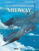 Couverture Midway - Les Grandes Batailles navales, tome 9