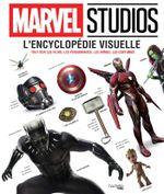 Couverture Marvel L'Encyclopédie Visuelle: Tout sur les films, les personnages, les armes, les costumes