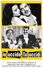 Affiche Meurtre à l'italienne