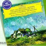 Pochette Liszt: Les Préludes / Mazeppa / Ungarische Rhapsodie No. 4 / Smetana: Vyšehrad / Die Moldau