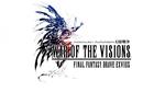 Jaquette Final Fantasy Brave Exvius: War Of The Visions