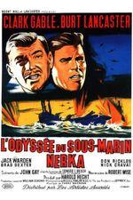 Affiche L'Odyssée du sous-marin Nerka