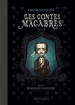 Couverture Les Contes macabres, volume 2