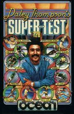 Jaquette Daley Thompson's Super-Test