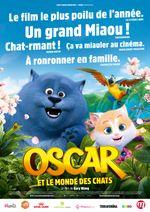 Affiche Oscar et le Monde des Chats