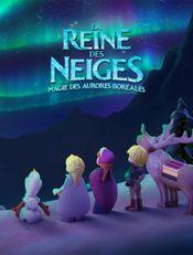 Affiche La Reine des Neiges : Magie des Aurores Boréales