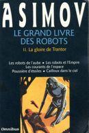 Couverture La Gloire de Trantor - Le Grand Livre des robots, tome 2