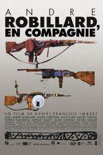 Affiche André Robillard, en compagnie