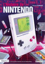 Couverture L'Histoire de Nintendo, volume 4