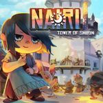 Jaquette NAIRI: Tower of Shirin