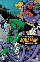 Couverture Aquaman – la mort du prince