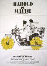 Affiche Harold et Maude