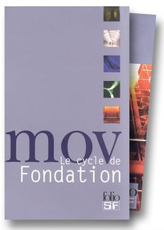 Couverture Le Cycle de Fondation