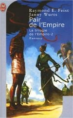Couverture Pair de l'Empire - La Trilogie de l'Empire, tome 2