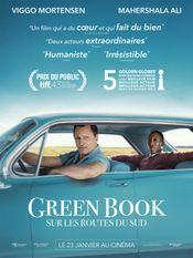 Affiche Green Book - Sur les routes du sud
