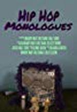 Affiche Hip Hop Monologues