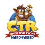 Jaquette Crash Team Racing Nitro-Fueled
