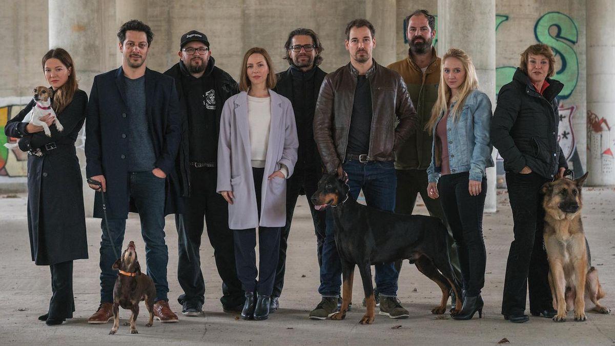 Dogs Of Berlin Besetzung