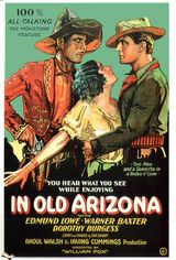 Affiche In Old Arizona