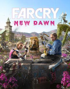 Jaquette Far Cry : New Dawn