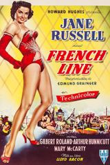 Affiche French Line