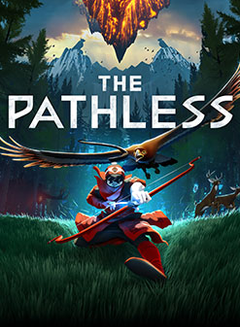 Jaquette The Pathless