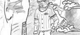Illustration Une fan fiction jojo,s bizarre adventure: Emporio,s Homecoming! Une histoire qui se passe directement après la fin de Stone Ocean.