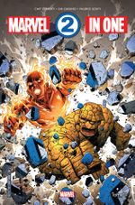 Couverture Jour Fatal - Marvel 2-in-one, tome 1