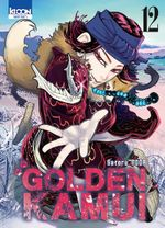 Couverture Golden Kamui, tome 12