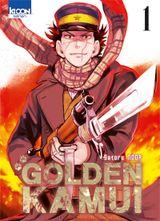 Couverture Golden Kamui