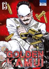 Couverture Golden Kamui, tome 13