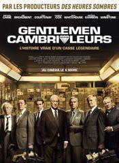 Affiche Gentlemen cambrioleurs