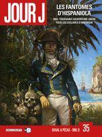 Couverture Les Fantômes d'Hispaniola - Jour J, tome 35
