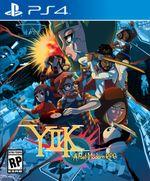 Jaquette YIIK : A Postmodern RPG
