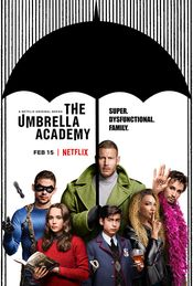 Affiche The Umbrella Academy