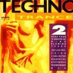 Pochette Techno Trance, Volume 2