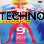 Pochette Techno Trance 9