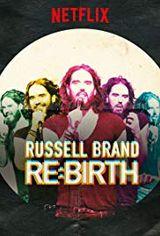 Affiche Russell Brand: Re:Birth