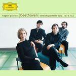 Pochette Streichquartette opp. 127 & 132