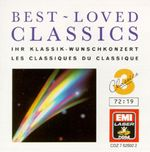Pochette Best-Loved Classics 3