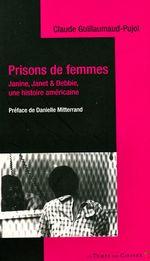 Couverture Prisons de femmes